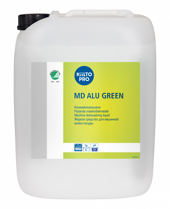 Kiilto MD Alu Green