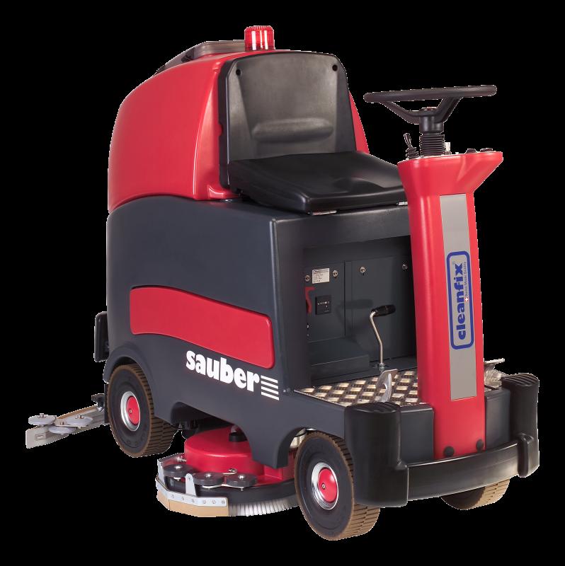 Cleanfix RA 900 Sauber