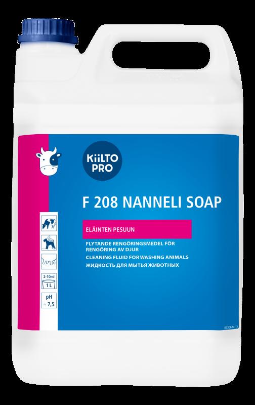 F 208 Nanneli Soap