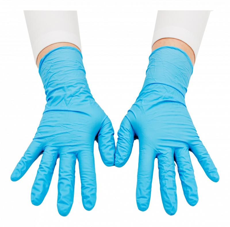 Prima disposable protective glove