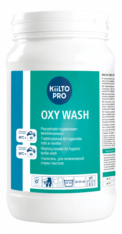 Kiilto Oxy Wash