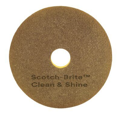 Scotch-Brite Clean & Shine Floor cleaning pad