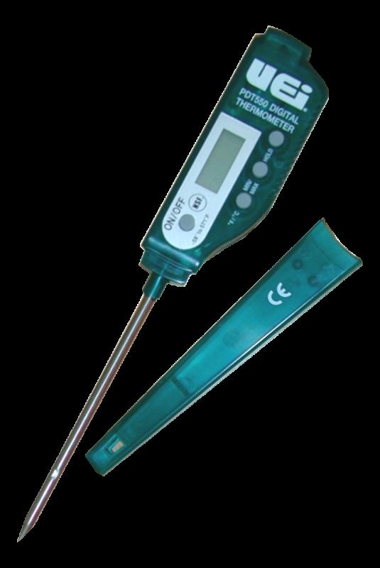 Lämpömittari Pdt 550