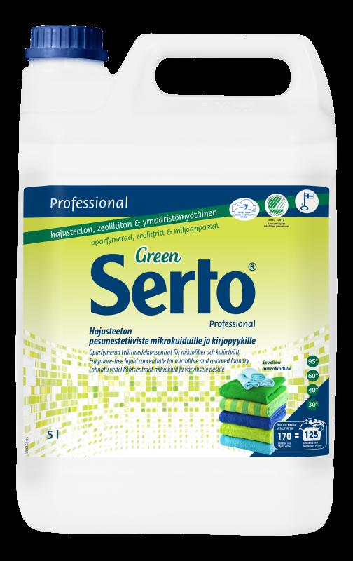 Serto Green Concentrated Liquid