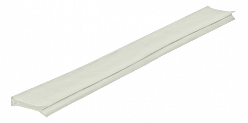 Sappax replacement rubber for XL double-edged squeegee