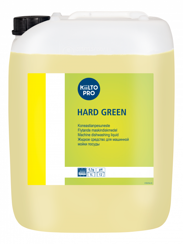 Kiilto Hard Green