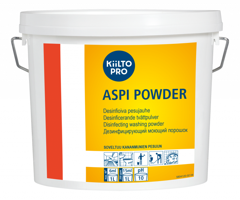 Kiilto Aspi Powder